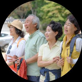 観光、社員旅行などの団体旅行